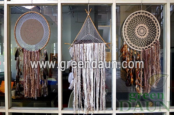Huge Large Giant Dream Catchers Green Daun Interesting Extra Large Dream Catchers For Sale