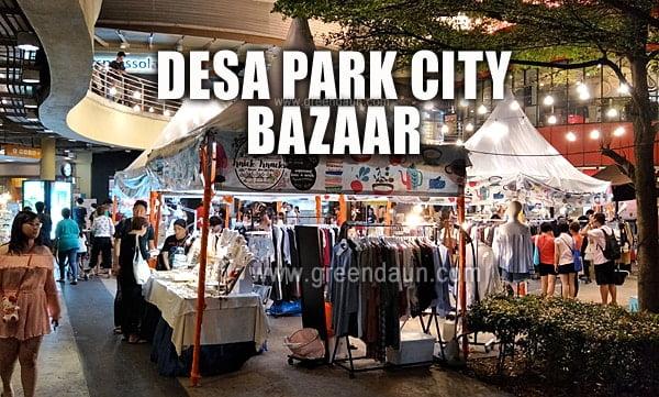 Desa Park City Bazaar
