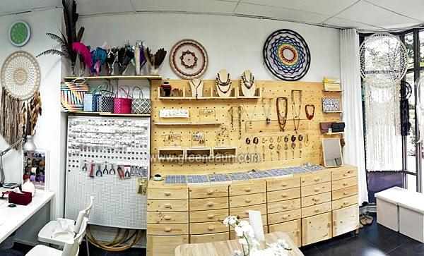 New Age Craft Shop In Malaysia Green Daun